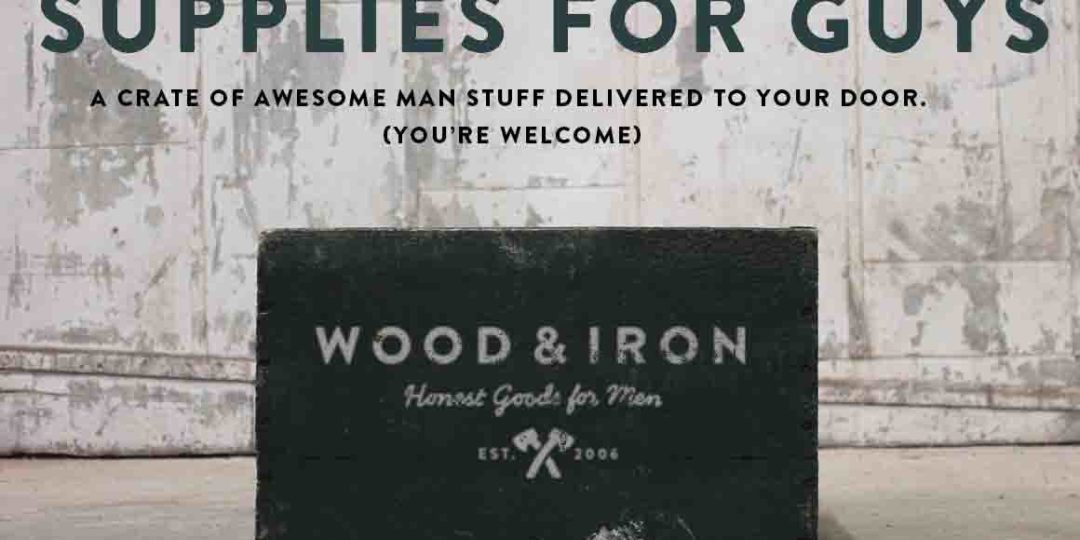 Wood & Iron